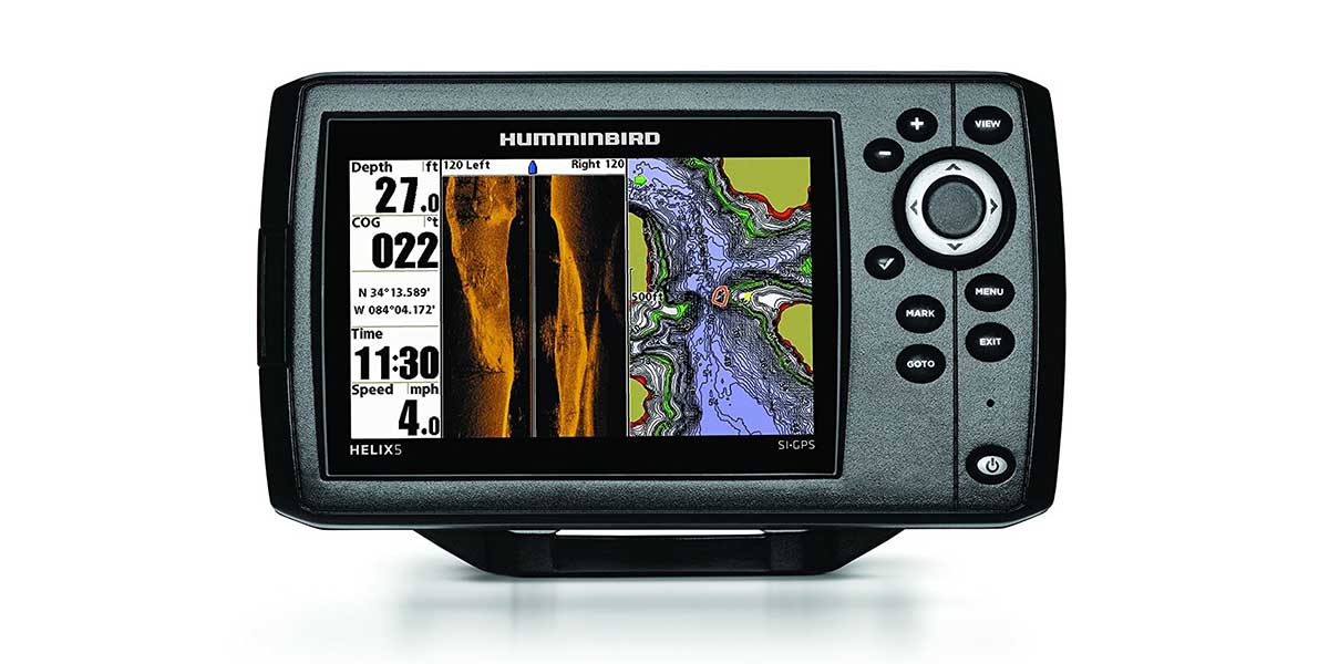 Best side imaging fish finder for the money review 2018 for How does a fish finder work