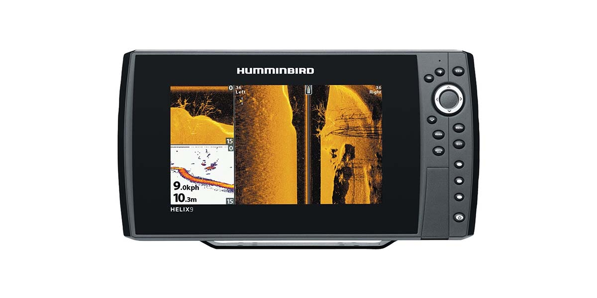 Humminbird Helix 9 SI GPS Review