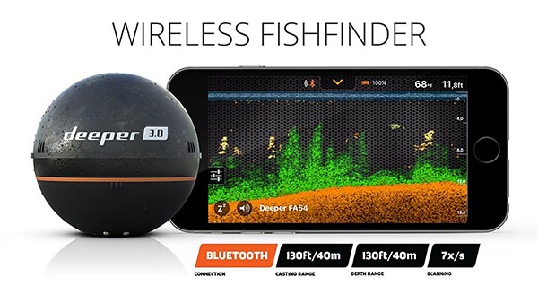 Deeper Smart Sonar iPhone
