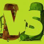 Deuter vs Osprey Backpacks for hiking