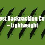 Best Backpacking Cots – Lightweight