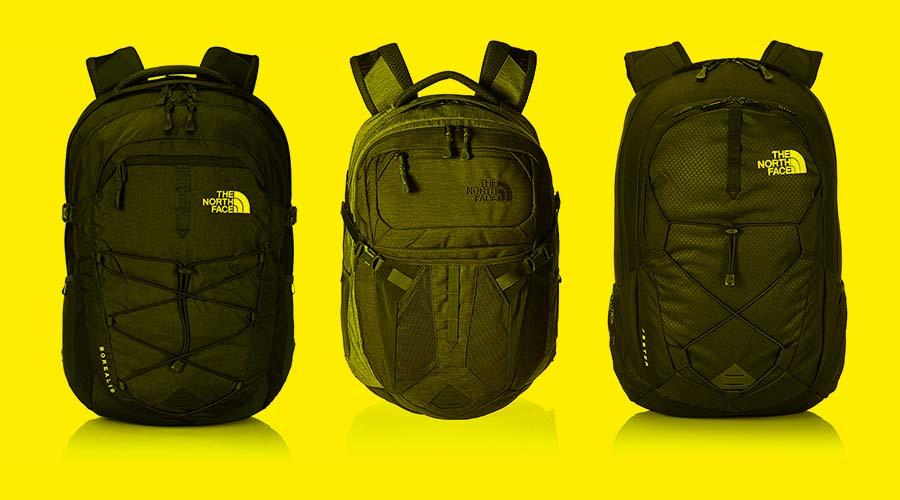 The North Face Recon vs Borealis vs Jester – Backpack Comparison