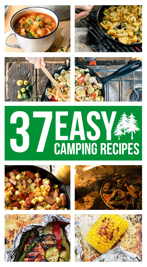 Quick and Easy Camping Meals
