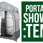 Best Portable Shower Tent For Camping