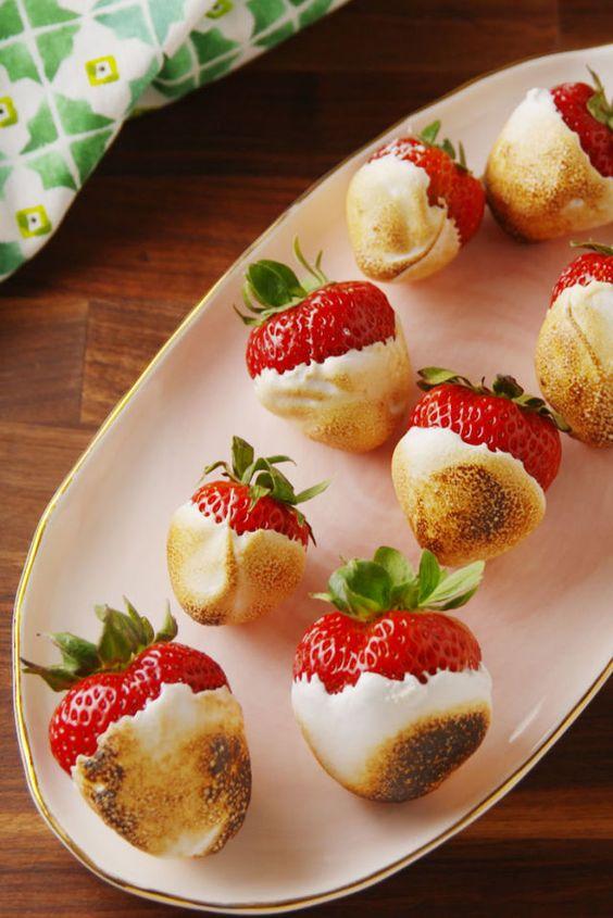Campfires Strawberries