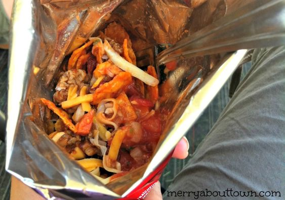 The Taco-In-A-Bag Camping Treat