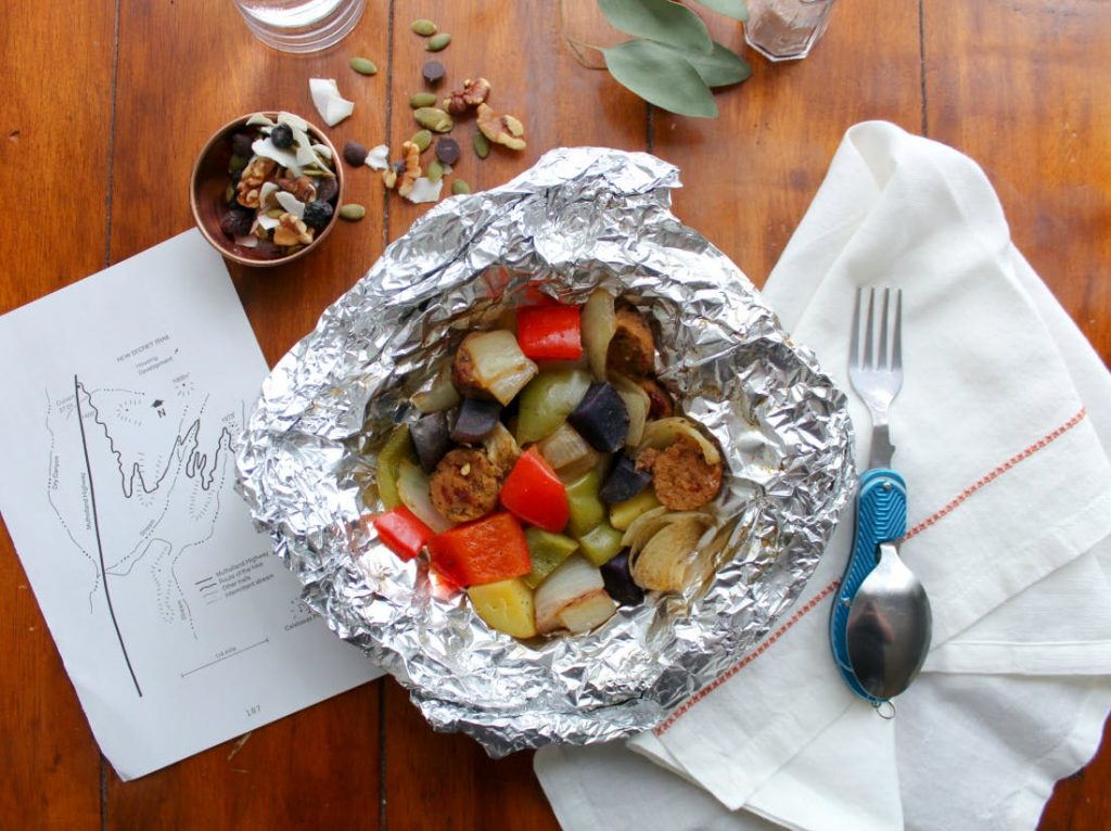 Veggie Foil Packet
