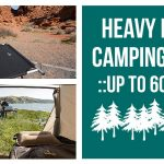 Heavy Duty Camping Cots