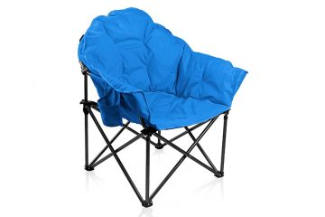 ALPHA CAMP Oversized Camping Chairs Review - Portable Comfort