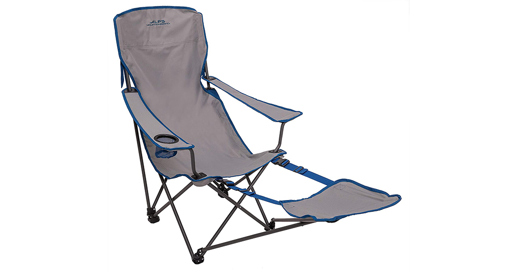 ALPS Mountaineering Escape Camp Chair Review - 'Go camping in style'