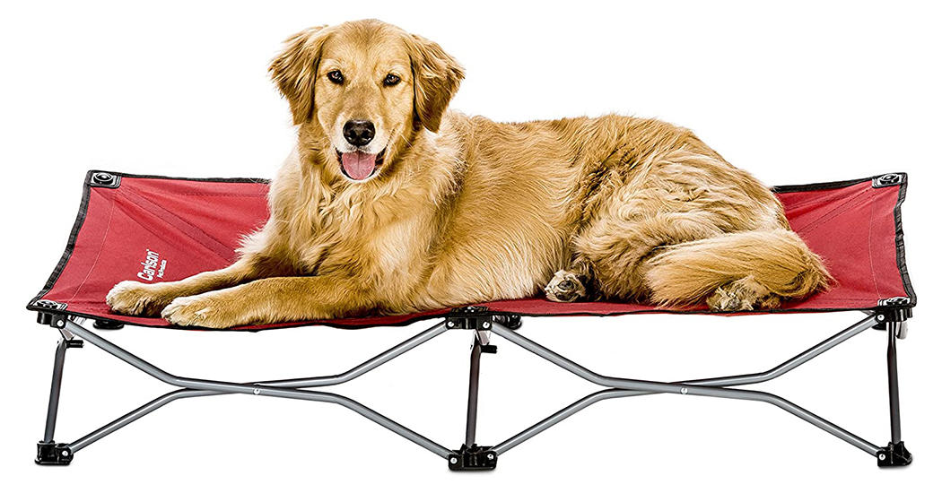 Carlson Pet Products Red Portable Pup Pet Bed Review