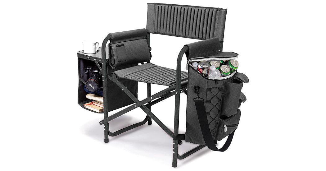 ONIVA Outdoor Folding Chair Review - Ample Storage and Weight Capacity