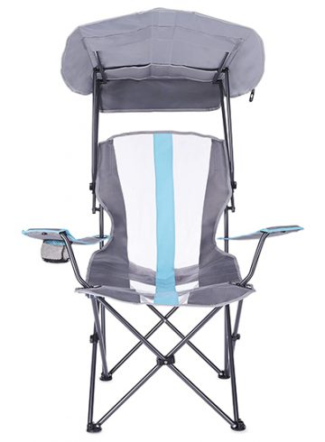 SwimWays Kelsyus Original Canopy Chair - Ready for anything!