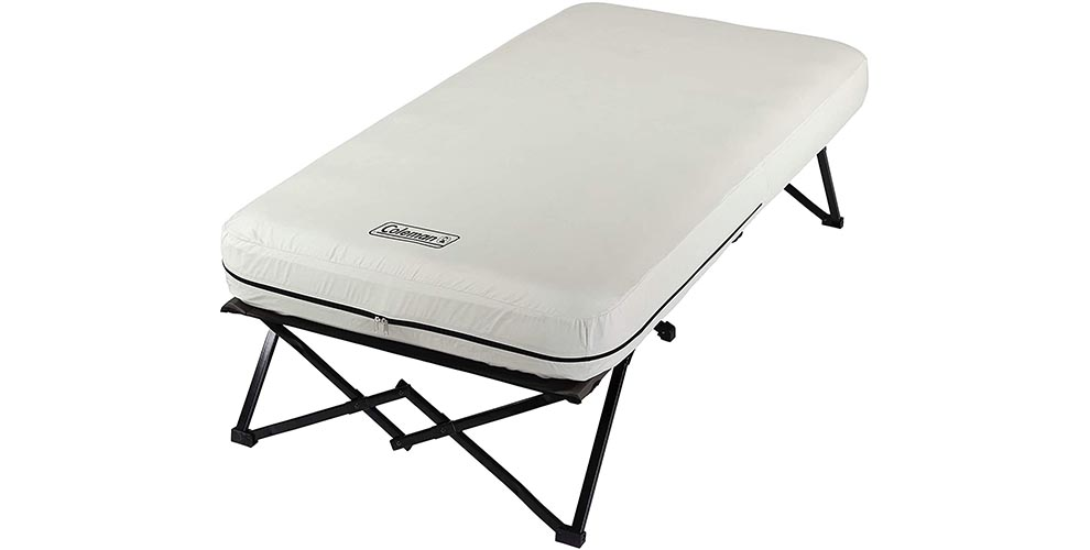 Best Camping Cots With Air Mattress