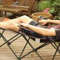Camping Chairs With Footrest