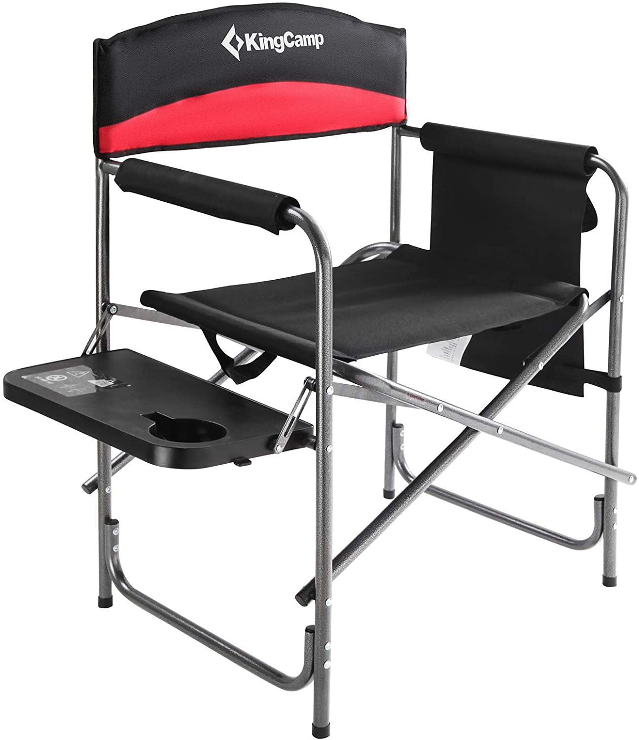 KingCamp Heavy Duty Camping Folding Director Chair: A Folding Chair Fit For a King review